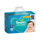 90 COUCHES PAMPERS ACTIVE BABY taille 3