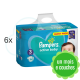 540 COUCHES PAMPERS ACTIVE BABY  taille 3