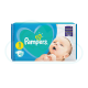 43 couches PAMPERS NEW BABY taille 1