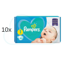430 couches PAMPERS NEW BABY taille 1