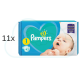 473 couches PAMPERS NEW BABY taille 1