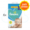 864 COUCHES PAMPERS NEW BABY  taille 2