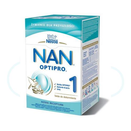 Lait en poudre Nestlé NAN Pro 1 -  800g