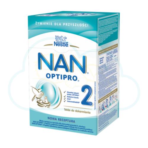 Lait en poudre Nestlé NAN Pro 2 -  800g