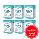 Lait en poudre Nestlé NAN Pro 1- 6 x 800 g