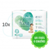 310 COUCHES PAMPERS PURE PROTECTION taille 3