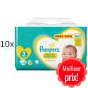 980 COUCHES PAMPERS PREMIUM PROTECTION taille 3