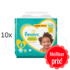 680 COUCHES PAMPERS PREMIUM PROTECTION taille 5
