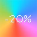 Réductions -20%