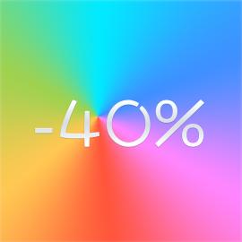 Réductions -40%